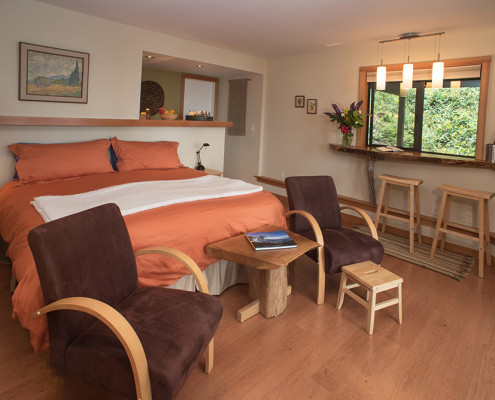 Salt Spring Island accomodation