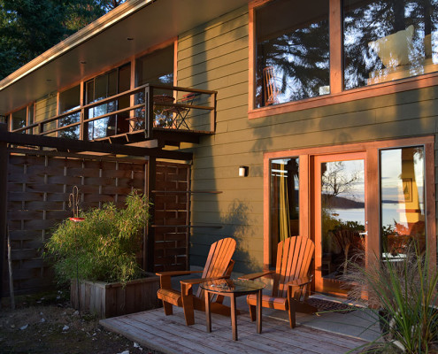 Salt Spring Accommodation