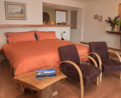 Salt Spring Island accommodations